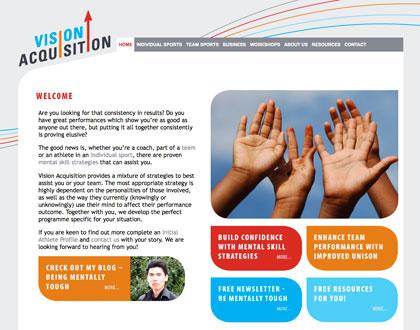 Visit visionacquisition.net.nz
