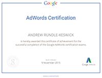 Adword-Cert